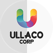 Ullaco Corporation Logo.  Calgary Based Website Design, Website Development and IT Managed Services